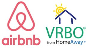 Air BNB - VRBO - HomeAway